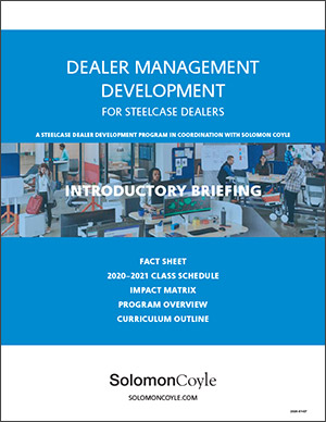 Thumbnail image of cover of Steelcase DMD Intro Brief