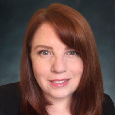 Photo of Jenna Dougherty, marcom specialist